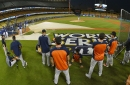 World Series Game One: Astros at Dodgers