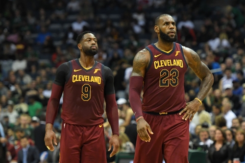LeBron James at point guard is best way to help Dwyane Wade play well