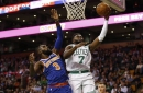 Celtics Youth Serves Up Rout of Knicks, Jaylen Brown Marks 21st Birthday with Big Night