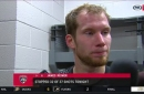 James Reimer says 5-game homestead will help Panthers get in rhythm