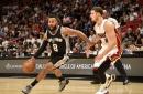Game Preview: San Antonio Spurs at Miami Heat