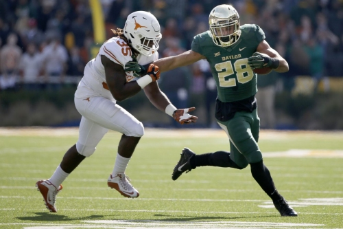 Our Daily Bears weighs in on Saturday's game, predicts Baylor gets season's first win over 'Horns