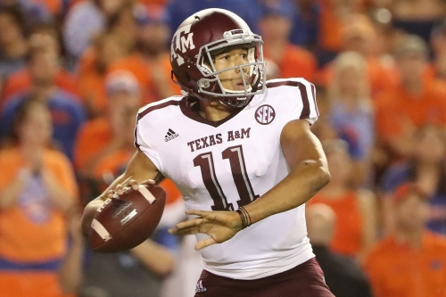Texas A&M Bye Week Bag of Optimism