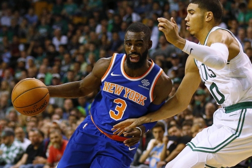 Knicks Links: The Knicks are already getting grumbly, guys