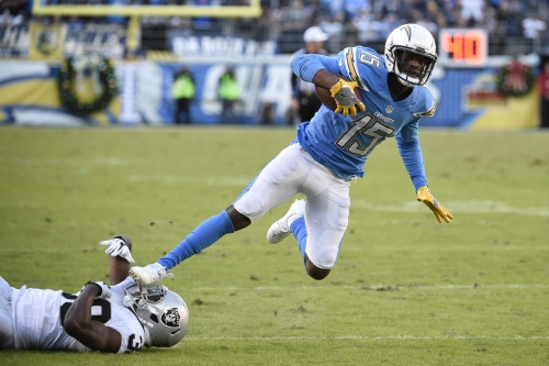 Chargers trade receiver Dontrelle Inman to Chicago Bears