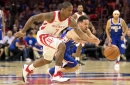 Sixers fall to Rockets despite T.J. McConnell's valiant effort