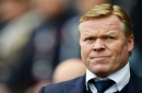 Ronald Koeman reveals the moment in pre-season he knew Everton spell would end in failure