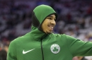 Celtic Sunrise: Gushing about Jaylen Brown and Jayson Tatum