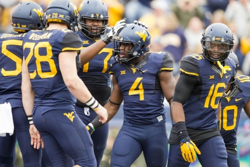 """West Virginia Thread Alert: Mountaineers """"True Blue"""" Test for OK State Cowboys"""