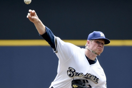 Brewers sign Chase Anderson to 2-year extension