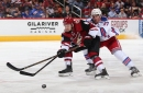 Thursday's Coyotes Tracks - The Road Trip Continues