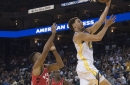 Warrior Wonder: Klay Thompson messes around, flirts with a triple-double, helps the Warriors put away the Raptors