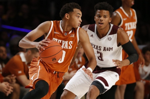 Texas basketball beats Texas A&M 73-69 in exhibition game