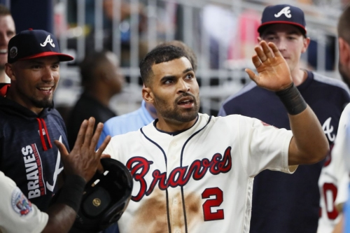 Reds claim Micah Johnson off waivers from Atlanta