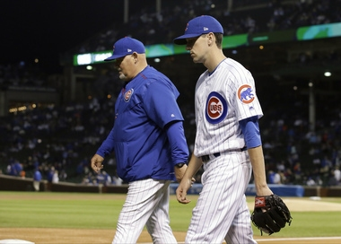 Ex-Cubs pitching coach Chris Bosio top candidate for Tigers, according to report
