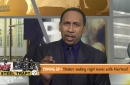 """Stephen A. Smith tells John Wall to """"shut the hell up"""" after """"disgraceful"""" Lakers loss"""