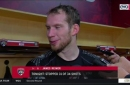 James Reimer: If we score 8 every night, I like our chances