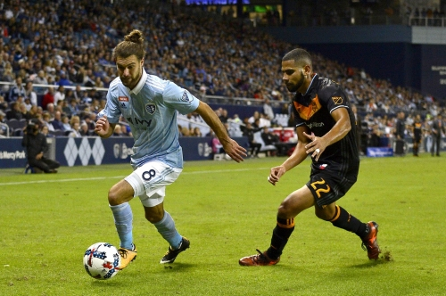 MLS Playoff Preview: Houston Dynamo vs. Sporting Kansas City