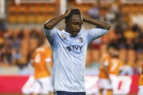 Sporting Kansas City falls 1-0 to Houston Dynamo in MLS Playoffs