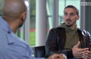 Manchester United star Zlatan Ibrahimovic makes bold injury vow