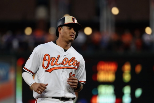 Friday Bird Droppings: Where the Orioles couldn't run again