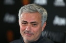 Manchester United manager Jose Mourinho reacts to Luke Shaw comments