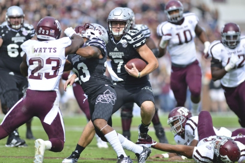 Purdum's Prudent Perceptions: Previewing Mississippi State at Texas A&M