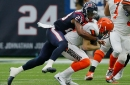 Without J.J. Watt and Whitney Mercilus, Texans pass rush ain't what it Houston be