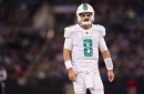 Matt Moore is still a backup quarterback