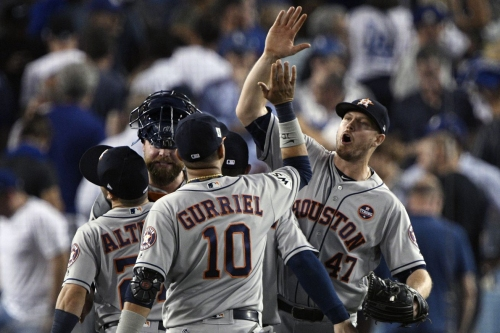 2017 World Series Game 3: Dodgers vs. Astros, Friday 10/27, 7 p.m. CT