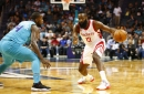 James Harden triple-double leads Rockets to easy win over the Hornets