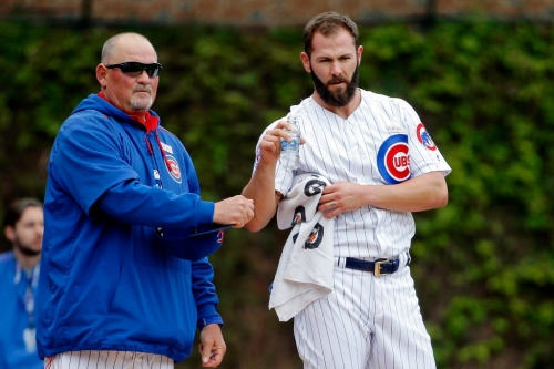 Tigers move quickly to hire former Cubs pitching coach Chris Bosio