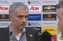 Manchester United manager Jose Mourinho blasts back at Sky Sports interviewer