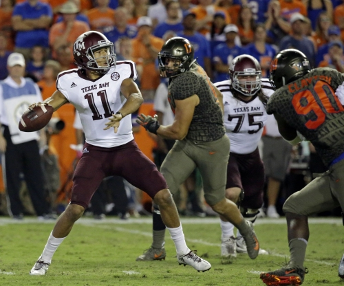 Youngsters in charge: Aggies among SEC leaders in playing underclassmen