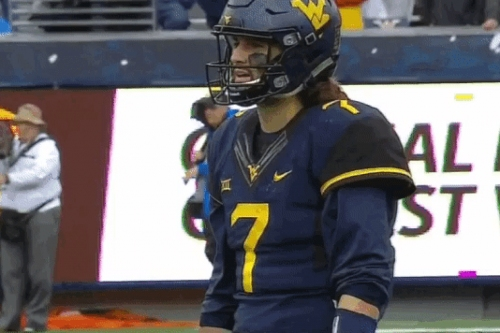 West Virginia Fails To Get The Offense Going, Falls To Oklahoma State 50-39