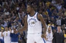 Warriors Wonder Poll: Kevin Durant is a Warrior with some wizardry