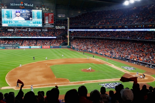 World Series Game Four: Dodgers at Astros