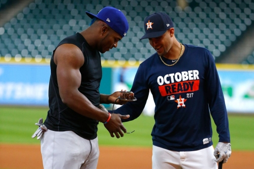 10/28/17: World Series Open Game Thread