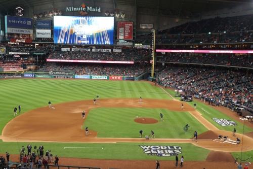 Gamethread: World Series Game 4