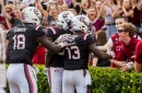 Gamecocks hold off Commodores for 34-27 win