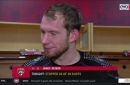 Panthers G James Reimer on his 36-save effort vs. Red Wings