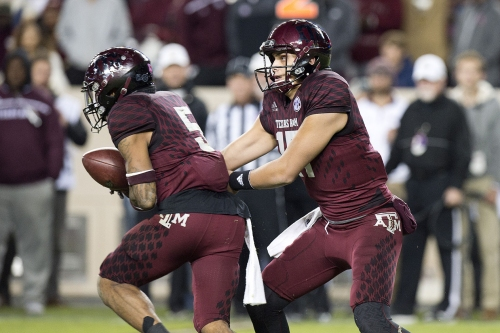 Brown: Neither Mond nor Starkel Texas A&M's biggest problem