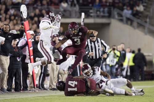 Robert Cessna grades the Aggies: Texas A&M fails to meet challenge against Mississippi State
