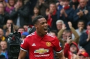 Manchester United forward Anthony Martial makes frank admission about Marcus Rashford rotation