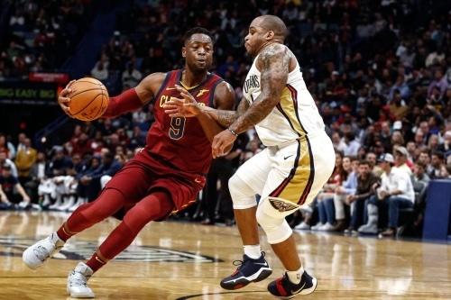 Cleveland Cavaliers one play explained: The Cavs give Dwyane Wade room to attack