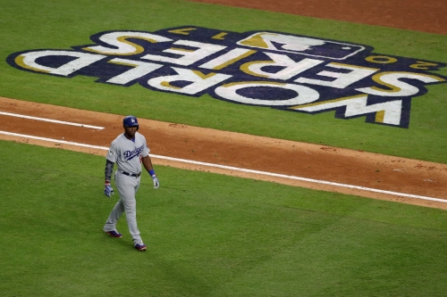 World Series Game Five: Dodgers at Astros