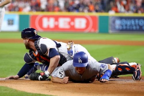 2017 World Series Game Thread: 10/29 Dodgers @ Astros