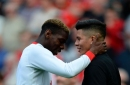 Manchester United give Paul Pogba and Marcos Rojo injury updates