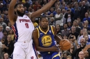 Warrior Wonder: Durant turns in a splendid fourth quarter, but the Warriors still come up short against the Pistons