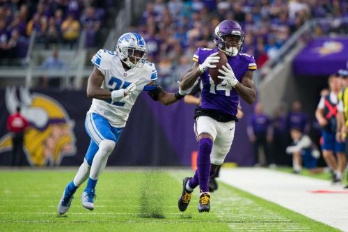 Week 9 NFC North standings: Lions fall 2.5 games behind Vikings